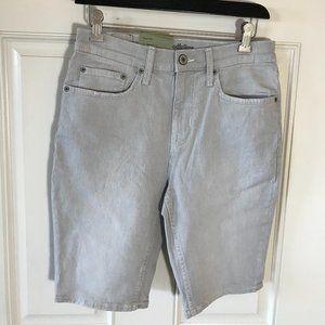 NWT Goodfellow & Co. Slim Fit Jean Shorts Light Gr